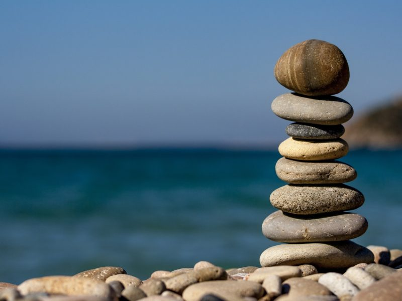 How to balance, ground, survive and thrive